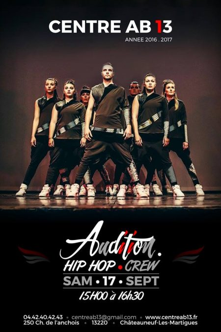 audition crew hip hop